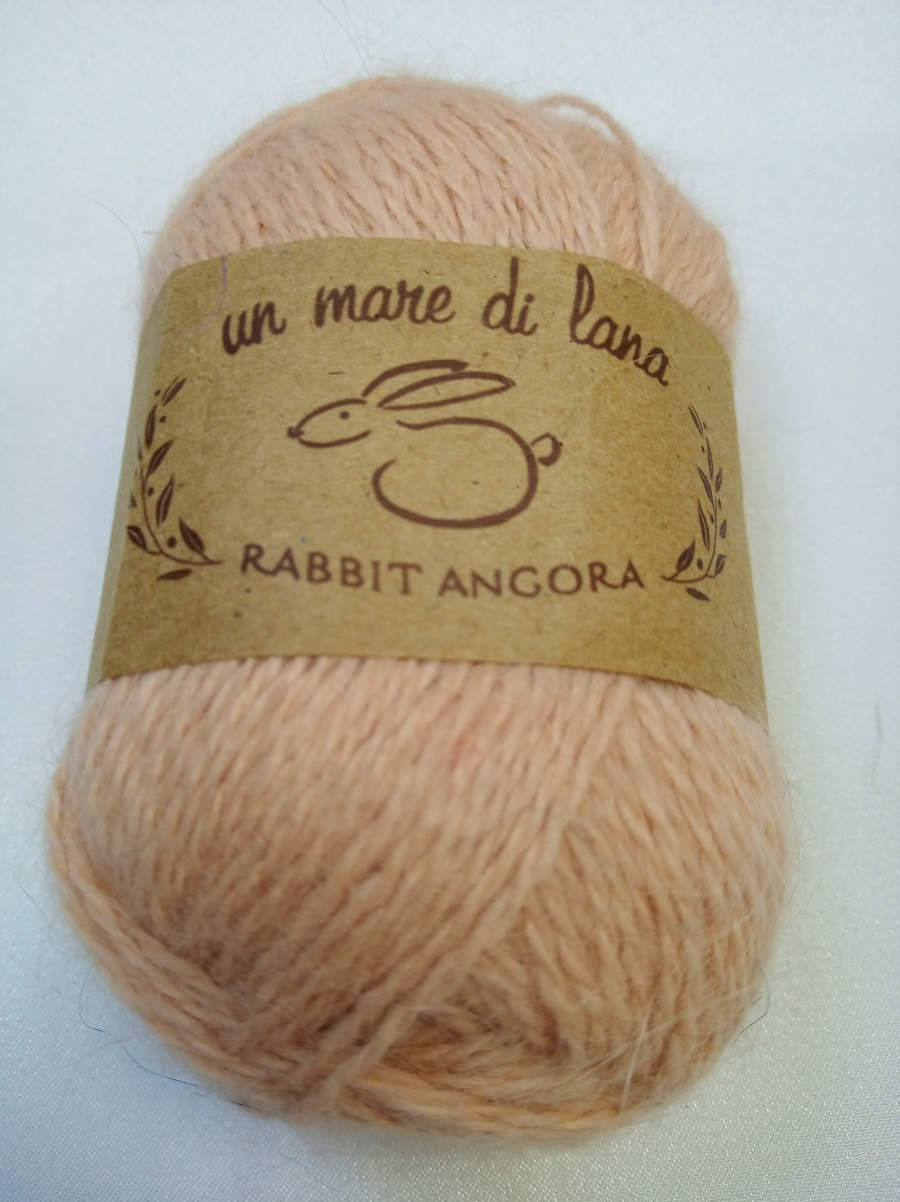 Rabbit Angora 124
