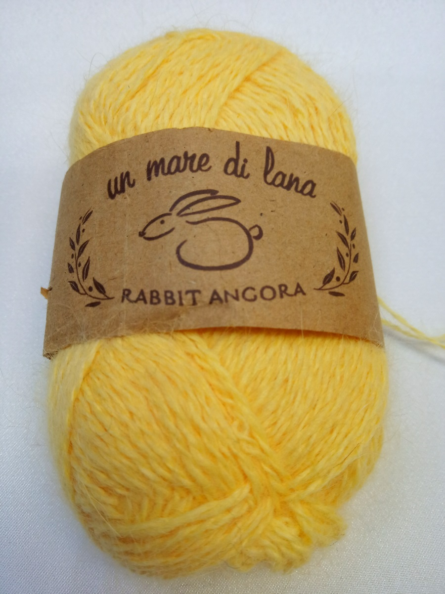 Rabbit Angora 442